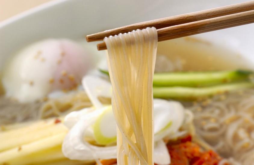 【サッパリとした和風出汁の本格特製冷麺ランチ】