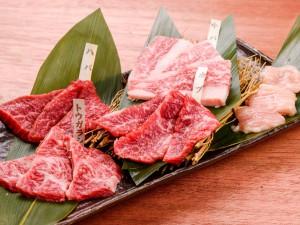 【肉】牛盛り