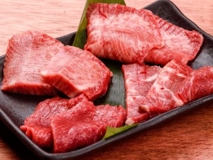 【肉】黒タン塩