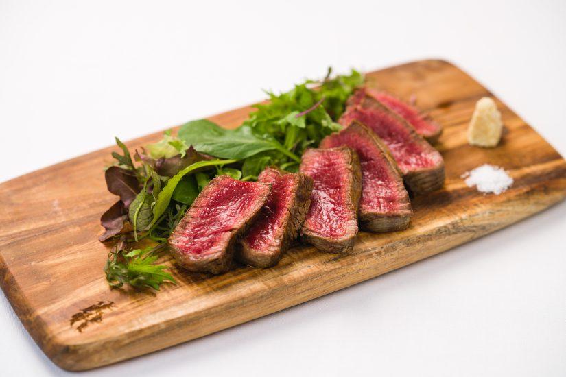 【1/14まで:冬の特別コース:黒毛和牛熟成肉と極上赤身肉の食べ比べコース】