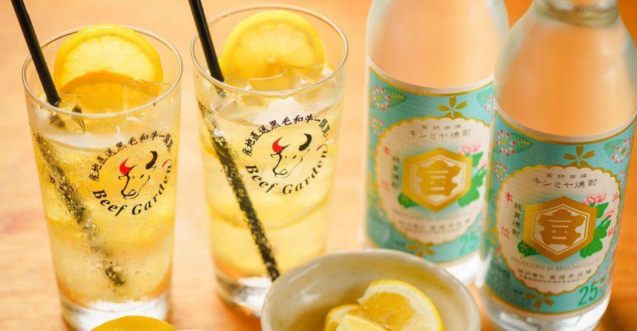 【14日間限定:ダブルレモンサワーを何杯でも特別価格290円で(4/6~19)】