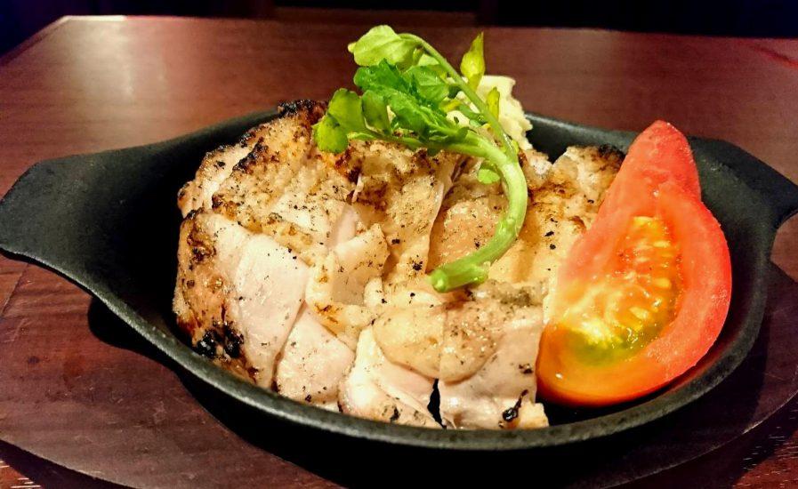 【今週の週替わりランチ:美桜鶏の直火焼きチキングリル~(950円】