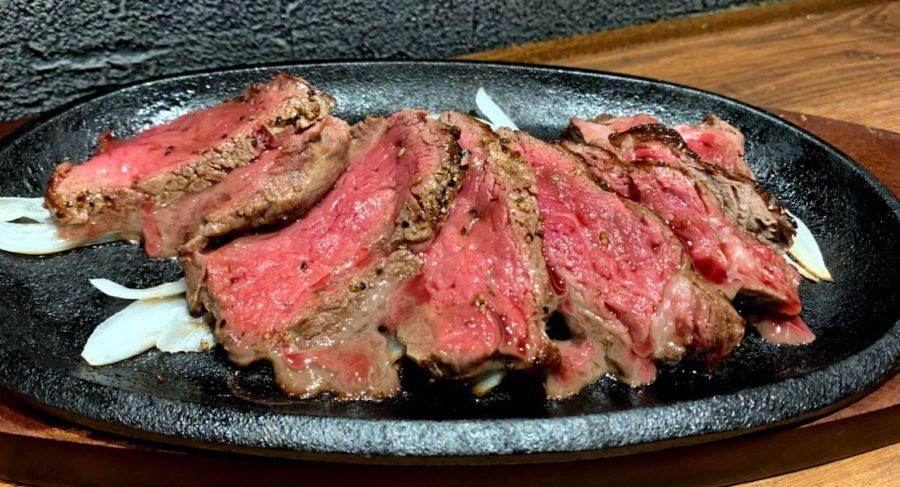 【今週の週替わりランチ:GW限定!ブラックアンガス牛のフィレステーキランチ(1,980円)】