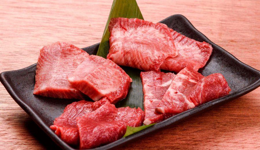 【超希少!黒毛和牛のタン食べ比べ(特別価格:1,980円)】
