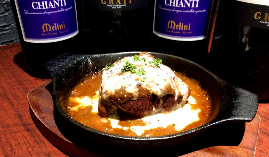 【Salt恵比寿の今週の週替わりランチ:豚腕肉の赤ワイン煮込み~ペポーゾ風~(990円)】