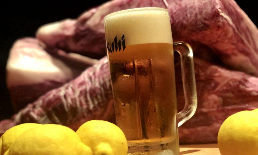 【10日間限定:生ビールを何杯でも特別価格290円で(3/11まで)】