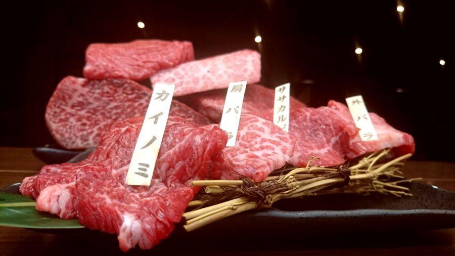 【生産者応援企画!岩手県藤沢牧場の黒毛和牛カルビ希少部位4種盛りを特別価格1,980円で!】