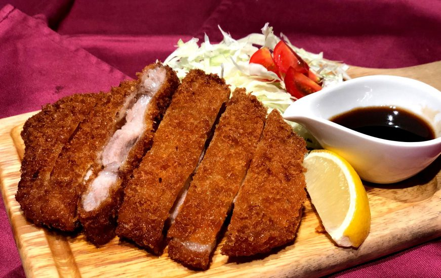 【Salt恵比寿の今週の週替わりランチ:スペイン産赤豚のカツレツ(990円)】